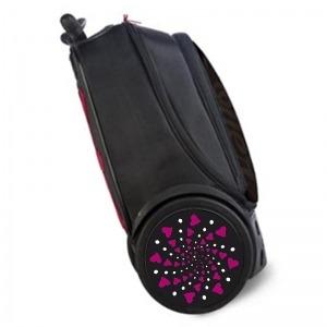 Pegatinas Cuore para ruedas de mochila Roller