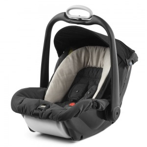 Silla del Grupo 0+ Mutsy Safe2go para Igo Reflect Dark Grey