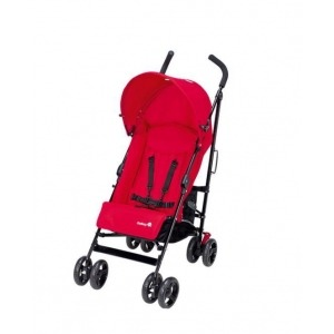 Silla de Paseo Safety 1st Slim Plain Red