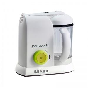 Robot de cocina Beaba Babycook Solo 4 en 1 Neon Blanco