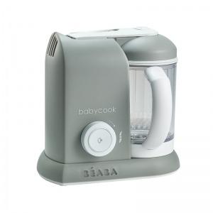 Robot de cocina Beaba Babycook Solo 4 en 1 Gris