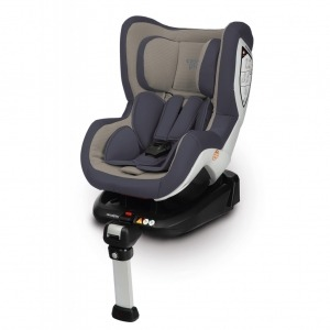 Silla de coche 2018 Grupo 0+/1 Casualplay Bicare Fix Moon Rock