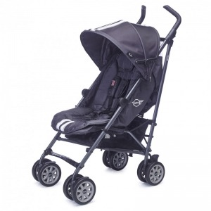 Silla de paseo Easywalker Mini Buggy XL 2017 Thunder Grey