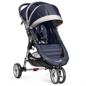Silla de paseo Baby Jogger City Mini 3 Azul Gris