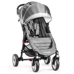 Silla de paseo Baby Jogger City Mini 4 Gris