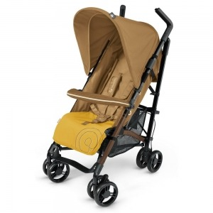 Silla de Paseo Concord Smartbuggy Quix Plus Sweet Curry
