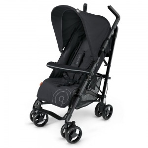 Silla de Paseo Concord Smartbuggy Quix Plus Midnight Black