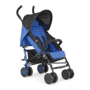 Silla de Paseo Chicco Echo 2017 Power Blue
