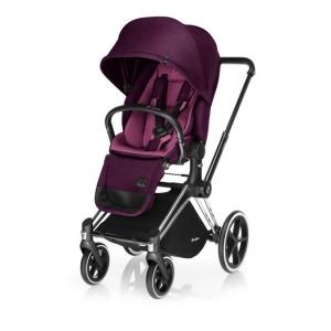 Silla de paseo Cybex 2017 Priam Lux Mystic Pink Purple