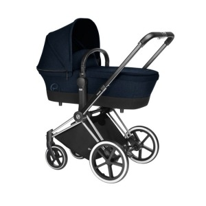Cochecito Duo Cybex Priam Lux 2018 Midnight Blue Navy Blue