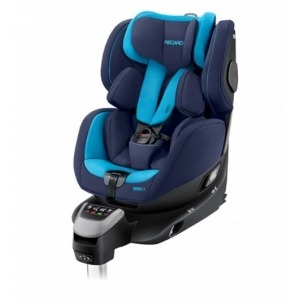 Silla de coche de los Grupos 0+/1 Recaro Zero.1 i-Size 2017 Xenon Blue