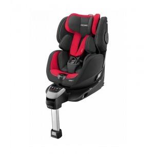 Silla de coche de los Grupos 0+/1 Recaro Zero.1 i-Size R129 2019 Racing Red