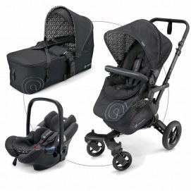 foto Cochecito Trio Concord Neo Mobility Set 2018 Cosmic Black