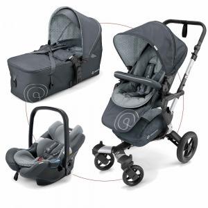 Cochecito Trio Concord Neo Mobility Set 2018Steel Grey