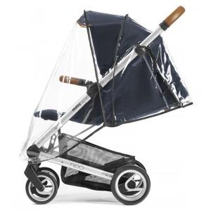 Burbuja deportiva para silla de paseo Mutsy Nexo Negra