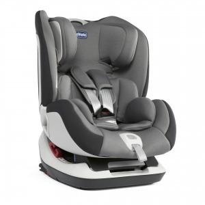 Silla de coche de los Grupos 0+ 1 y 2 Chicco Seat Up 012 Isofix Stone
