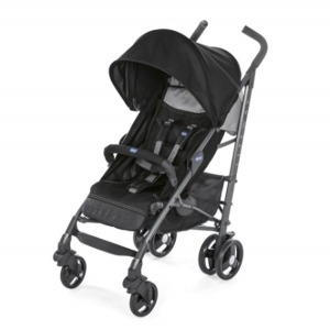 Silla de paseo Chicco Lite Way 3 2020 Jet Black