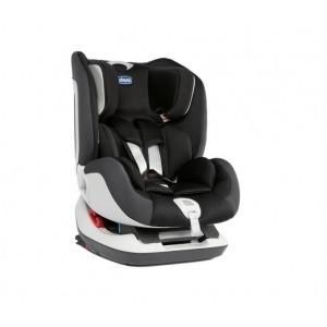 Silla de coche de los Grupos 0+ 1 y 2 Chicco Seat Up 012 Isofix Jet Black