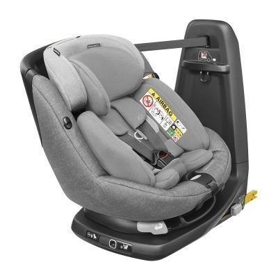 Silla de coche del Grupo 0-1 de Bebé Confort Axissfix Plus I-Size 2019 Nomad Grey