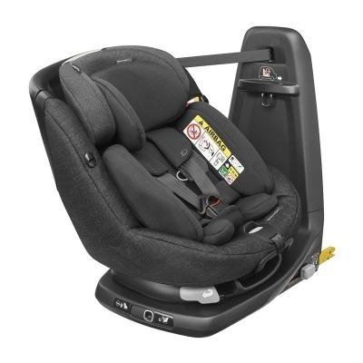 Silla de coche del Grupo 0-1 de Bebé Confort Axissfix Plus I-Size 2019 Nomad Black