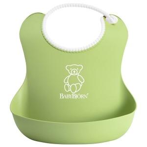 Babero Babybjorn Blando Verde