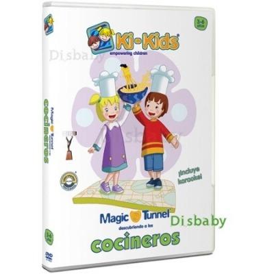 Dvd Ki Kids Cocineros