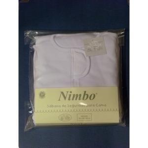 Sabana fantasma de Seguridad Nimbo para cuna 120 x 60 cm