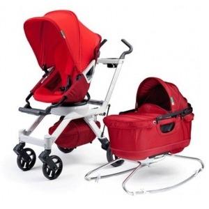 Cochecito Orbit Baby G2 Rojo