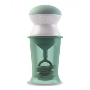 Beaba Mezclador de Biberon Onctuo Pastel Azul