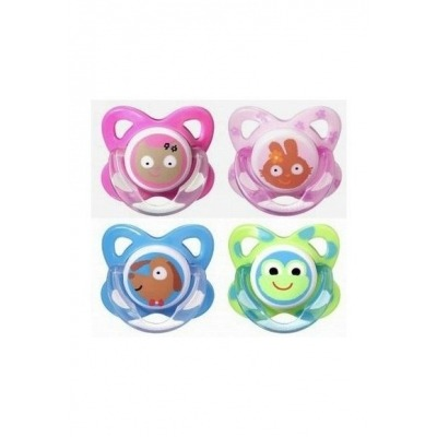 Chupete Tommee Tippee Animales Selva Anatomico 6-18m