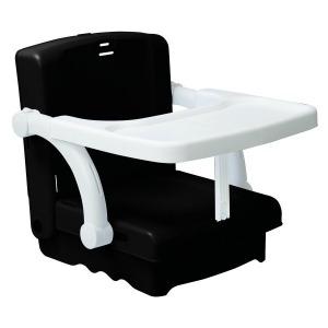 Trona Hi Seat Blanco y Negro