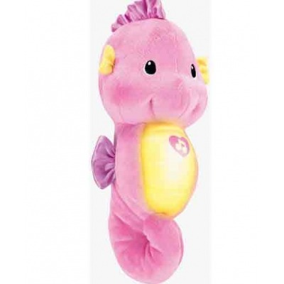 Caballito de Mar rosa Fisher Price