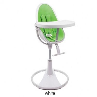 Trona Bloom Fresco Chrome Blanca Gala Green