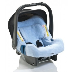 Funda Verano Britax Römer Baby Safe Plus Gris
