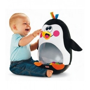 Pingüino Fisher Price Activity Musical