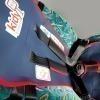 Sistema de retención infantil Euraslog Kidy Bus Harness para autobuses azul