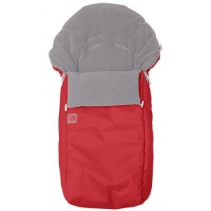 Saco Red Castle Chanceliere Rojo Gris Claro