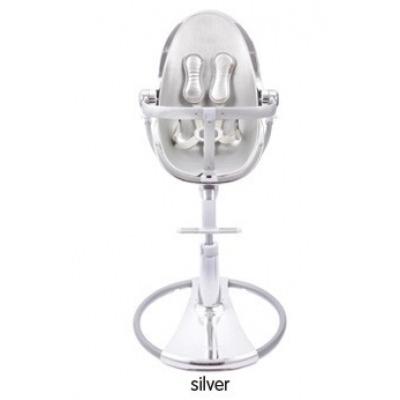 Trona Bloom Fresco Chrome Edición Especial Silver Lunar Silver