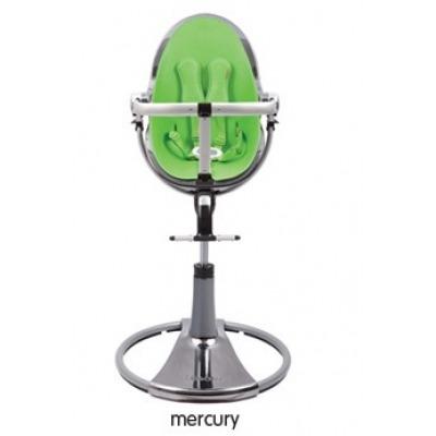 Trona Bloom Fresco Chrome Edición Especial Mercury Gala Green