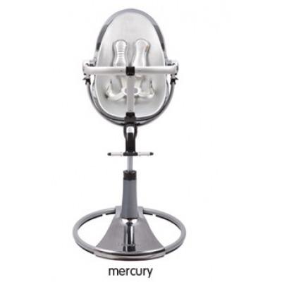 Trona Bloom Fresco Chrome Edición Especial Mercury Lunar Silver