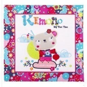 Album Bebe Rosa Kimono Tuc Tuc