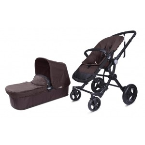 Cochecito Baby Ace Travel System Choco Choco