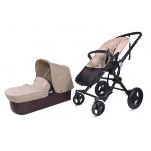 Cochecito Baby Ace Travel System Choco Arena