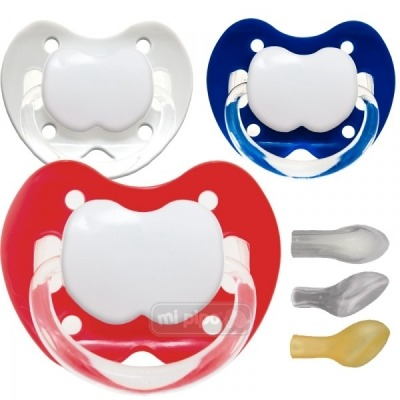 Pack 3 Chupetes Personalizados Trendy Sailor 0-6 Meses