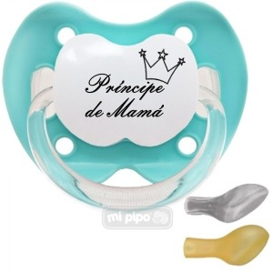 "Mi Pipo Chupete ""Príncipe de Mamá"""