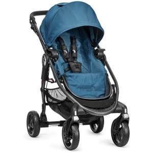 Cochecito Baby Jogger Pack City Versa Turquesa