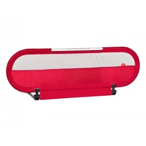 Barrera de cama Babyhome Side Light Roja