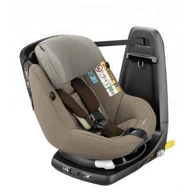 Silla de coche del Grupo 1 de Bebé Confort Axissfix I-Size 2018 Earth Brown