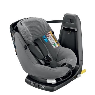 Silla de coche del Grupo 1 de Bebé Confort Axissfix I-Size 2018 Concrete Grey