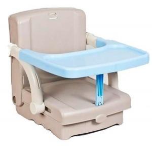 Trona Hi Seat Beige Azul Pastel